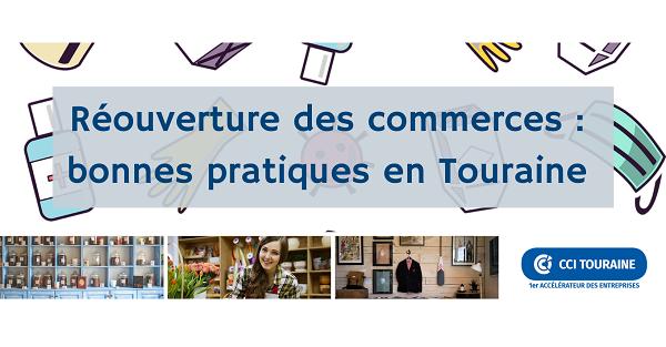 Groupe Facebook commerçants Indre et Loire