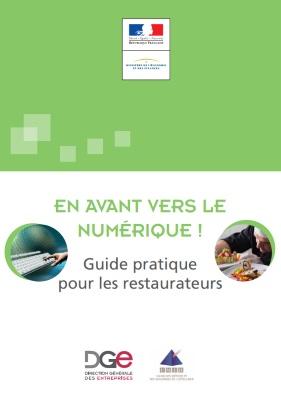 En avant vers le numérique - Guide pratique pour les restaurateurs